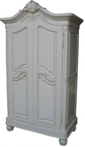 Louis Crested Armoire
